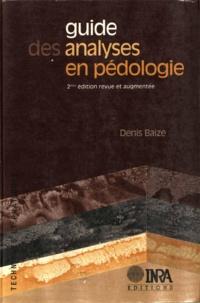 Denis Baize - .