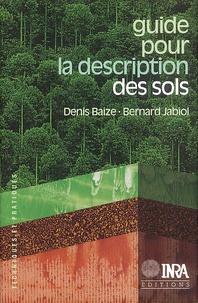 Denis Baize et Bernard Jabiol - .