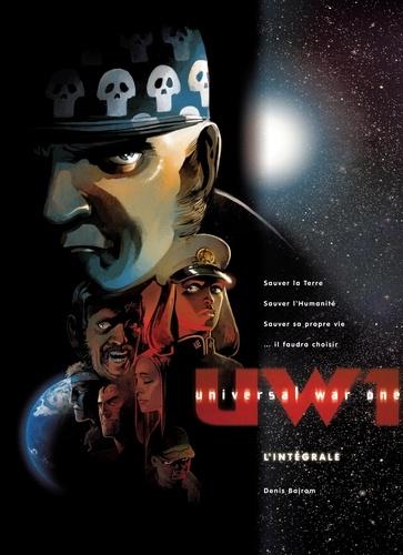 Denis Bajram - Universal War One l'Intégrale Tomes 1 à 6 : .