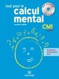 Denis Balbastre - Tout pour le calcul mental CM1 - Guide pédagogique. 1 Cédérom