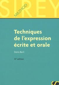 Techniques de lexpression écrite et orale.pdf