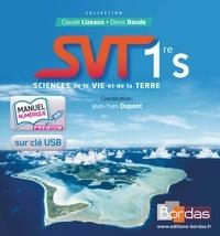Denis Baude - Clé usb non adoptant SVT 1re S.