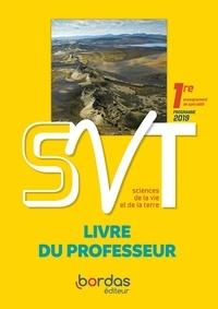 Denis Baude et Yves Jusserand - SVT 1re - Livre du professeur.