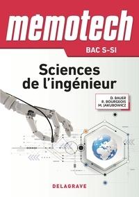 Denis Bauer et René Bourgeois - Sciences de l'ingénieur 1re et Tle S.