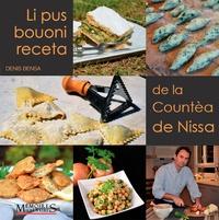 Denis Bensa - Meilleures recettes du comté de Nice (Nissart).