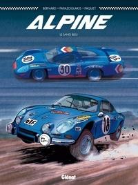 Denis Bernard et Christian Papazoglakis - Alpine - Le sang bleu.