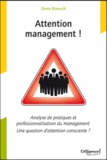Denis Bismuth - Attention management !.