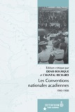 Denis Bourque et Chantal Richard - Les Conventions nationales acadiennes - 1900-1908.