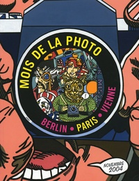 Denis Canguilhem et Virginie Chardin - Mois de la photo Novembre 2004 - Berlin Paris Vienne.
