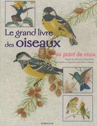 Histoiresdenlire.be Le grand livre des Oiseaux au point de croix Image