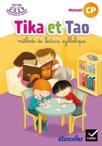 Denis Chauvet et Olivier Tertre - Français CP Je lis à mon rythme - Tika et Tao, méthode de lecture syllabique.