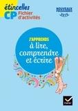 Denis Chauvet et Olivier Tertre - J'apprends à lire, comprendre et écrire CP - Fichier d'activités.