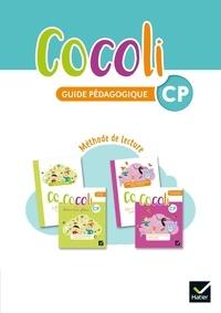 Denis Chauvet et Olivier Tertre - Méthode de lecture CP Cocoli - Guide pédagogique.