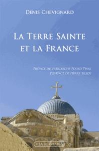 La Terre Sainte et la France.pdf
