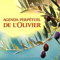 Denis Clavreul et Michèle Delsaute - Agenda perpétuel de l'olivier.
