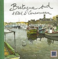 Denis Clavreul - Bretagne sud - D'Etel à Concarneau.