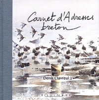 Denis Clavreul - Carnet d'Adresses Breton.