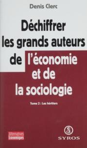 Denis Clerc - .