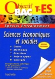 Denis Clerc et Hélène Hétier - Sciences économiques et sociales Tle ES.