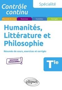 Icar2018.it Spécialité Humanités, Littérature et Philosophie - Terminale - Nouveaux programmes Image