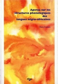 Deedr.fr Aperçu sur les structures phonologiques des langues négro-africaines Image