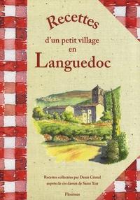Denis Cristol - Recettes d'un petit village en Languedoc.
