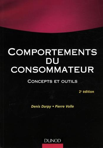 Denis Darpy et Pierre Volle - Comportements du consommateur.
