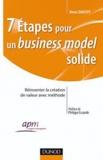 Denis Dauchy - 7 étapes pour un business model solide - Réinventer la création de valeur avec méthode.
