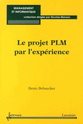 Le projet PLM par l'expérience