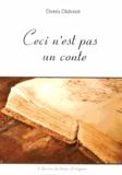 Denis Diderot - Ceci n'est pas un conte.
