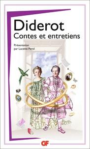 Denis Diderot - Contes et entretiens.