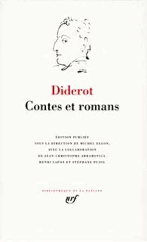 Denis Diderot - Contes et romans.