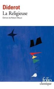 Téléchargements faciles d'ebooks en anglais La religieuse 9782070360574 par Denis Diderot