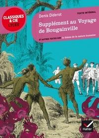 Denis Diderot - Le supplément au voyage de Bougainville - Et autre textes sur le thème de la nature humaine.