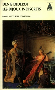 Denis Diderot - Les bijoux indiscrets.