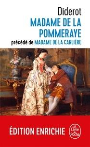 Télécharger gratuitement ebooks nook Madame de la Pommeraye suivi de Madame de la Carlière par Denis Diderot 9782253163350