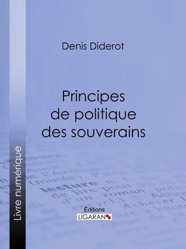 Principes de politique des souverains
