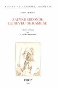 Satyre seconde, le Neveu de Rameau.pdf
