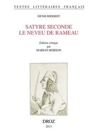 Denis Diderot - Satyre seconde, le Neveu de Rameau.