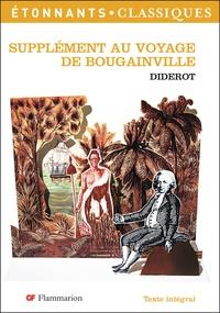 Denis Diderot et Dominique Lanni - Supplément au Voyage de Bougainville.