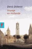 Denis Diderot - Voyage en Hollande.