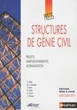 Denis Didier - Structures de génie civil - Projets, dimensionnements, normalisation.