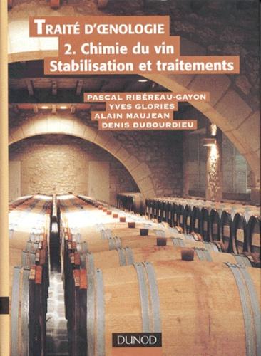 traite d u0026 39 oenologie  tome 2  chimie du vin     de denis