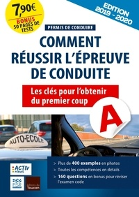 Denis Dugué - Réussir son épreuve pratique du permis de conduire - Les clés pour obtenir son permis de conduire du 1er coup.