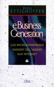 Histoiresdenlire.be E.BUSINESS GENERATION. Les micro-entreprises gagnent de l'argent sur Internet Image