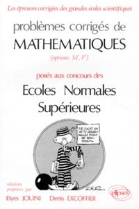 Denis Excoffier et Elyès Jouini - .