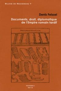 Corridashivernales.be Documents, droit, diplomatique de l'Empire romain tardif Image
