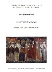 Histoiresdenlire.be La pétition à Byzance Image
