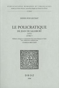 Le Policratique de Jean de Salisbury - Livre V.pdf