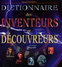 Denis Fréchette - Dictionnaire des inventeurs et découvreurs.